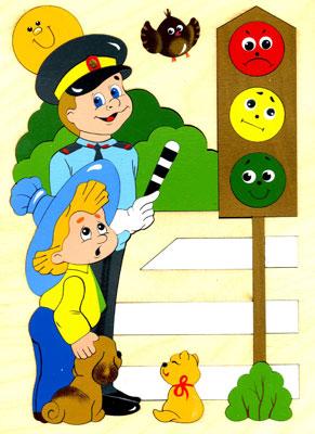 картинка для детей светофорчик